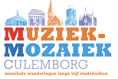 Screenshot Muziek Mozaiek logo mini